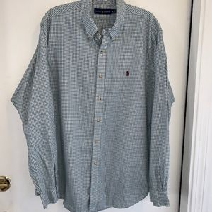 Ralph Lauren Botton Up Shirt